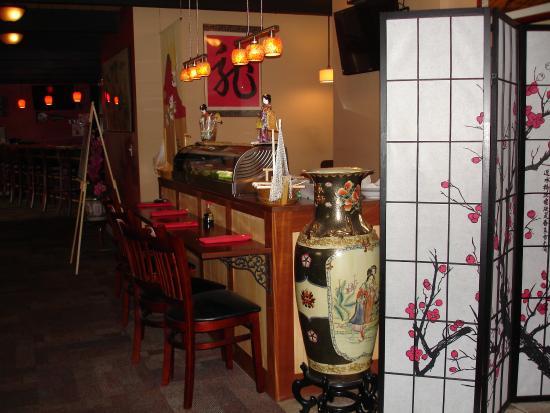 Chef Leu's House : Sushi Bar