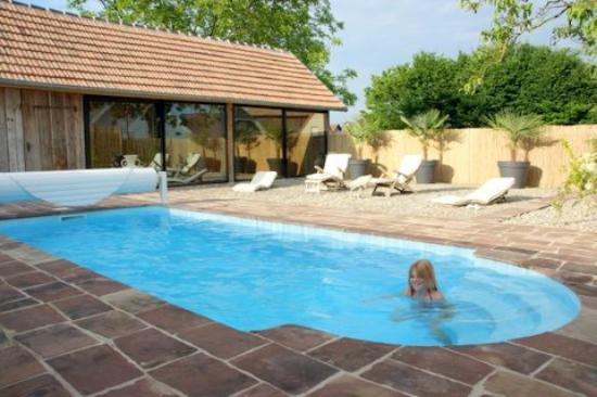 A l'Ancien Couvent de Petra : pool