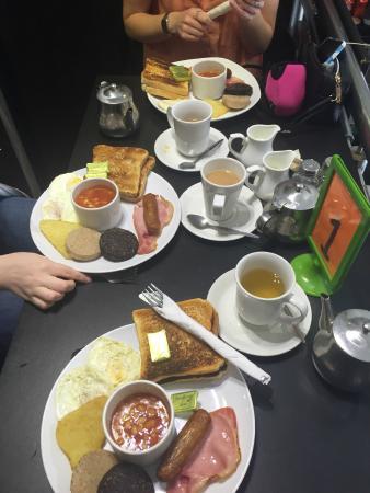 Yummy Full Irish breakfast