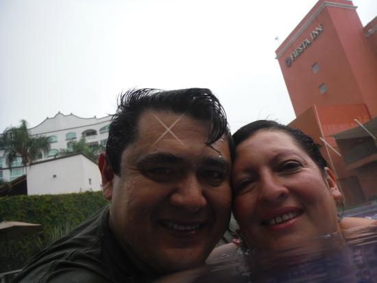 Fiesta Inn Cuernavaca: ALBERCA