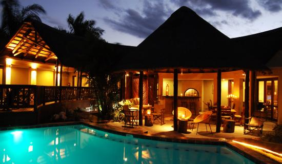 La Lechere Guest House: Lapa & Pool