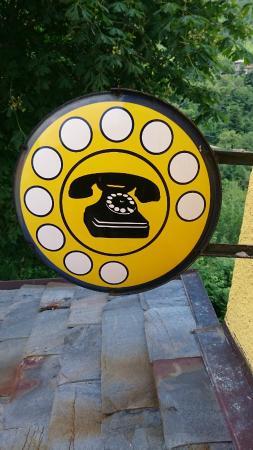 Hotel Gabriella : telefono