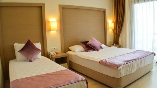 Beyaz Suite Hotel: standart oda