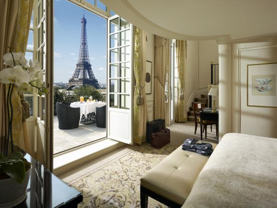 Shangri la hotel paris updated 2018 prices reviews for Hotel france