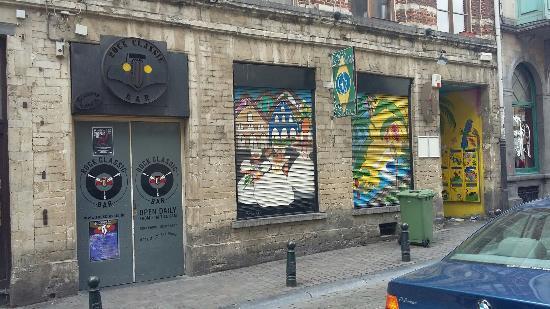 Photo of Restaurant Rock Classic Bar at 55 Rue Du Marché Au Charbon, Brussels 1000, Belgium