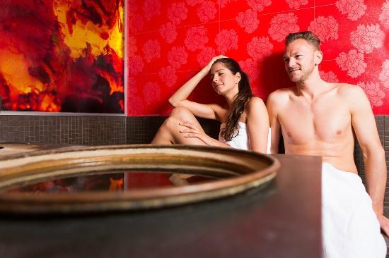 Hotel Guglwald: Teufel's Küche, ein besonderes Saunaerlebnis