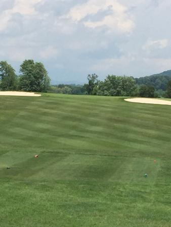 Etowah Valley Golf Club and Lodge: Par 3 on West Course