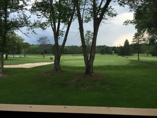 Etowah Valley Golf Club and Lodge: View from Lodge Room