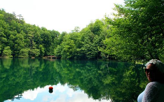 Yedigoller National Park: Kelimeler Kifayetsiz...