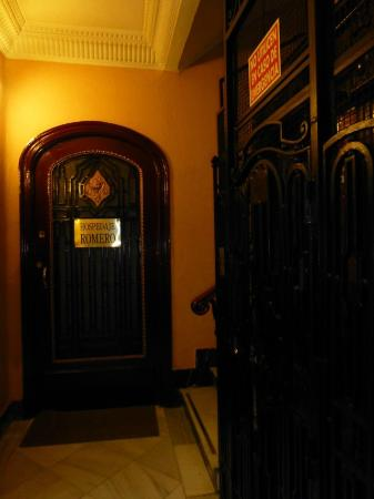 Hospedaje Romero: Stiegenhaus