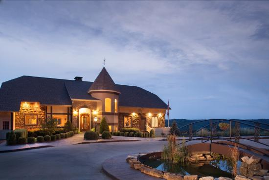 Hermann Hill Vineyard Inn & Spa and River Bluff Cottages: Inn Suite