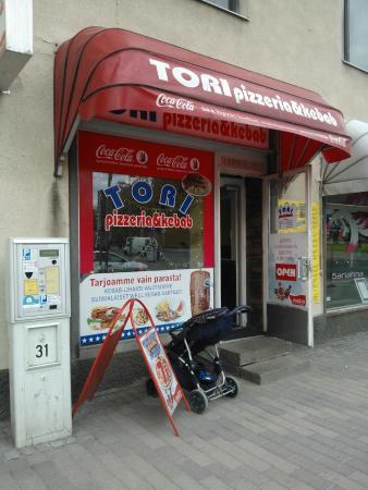 Tori Pizzeria & Kebab