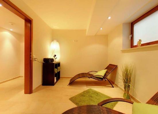 Hotel Heigl : Ruhe/Sauna