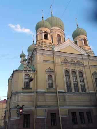 Свято-Исидоровский храм
