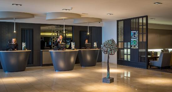 Maldron Hotel Dublin Airport : Reception