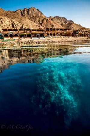 Dive Urge : Blue Hole...famous dive site