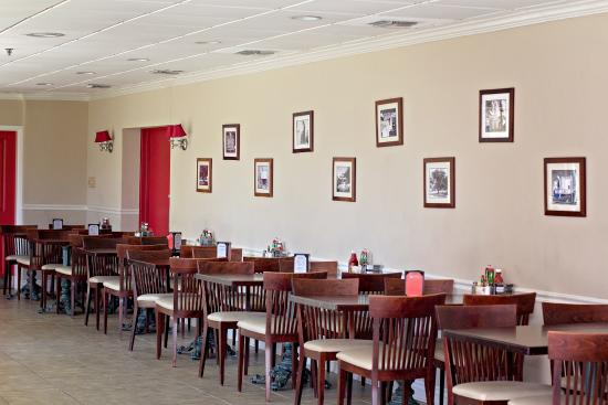 Ramada New Iberia: Cafe'