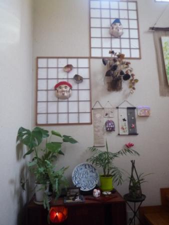 Yosumiya : ドライフラワーの飾り