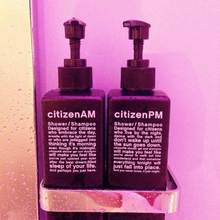 citizenM Paris Charles de Gaulle Airport Hotel: Bathroom