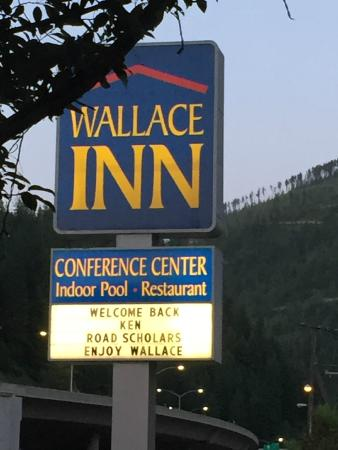Wallace Inn: Great place in the Idaho Panhandle!