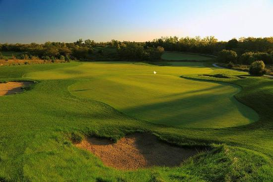 Mayetta, KS: Beautiful Fairways