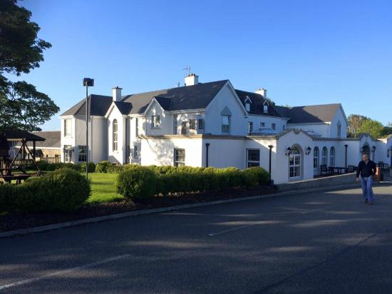 Ashfield House: External view of the hotel