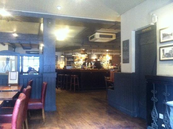 The Last Drop: Inside of Pub