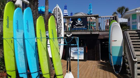 Downwind Surf & Paddleboard Company