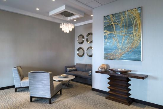 Ashworth by the Sea: Lobby Seating Area