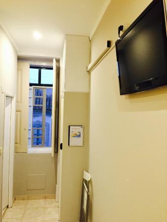 Guest House São Filipe: Twin Room