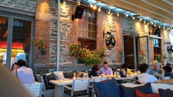 dinning area Picture of Kitchen Bar Thessaloniki TripAdvisor