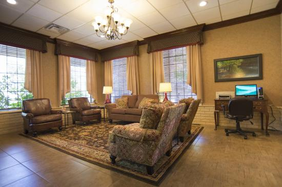 BEST WESTERN Inn of the Ozarks: Lobby