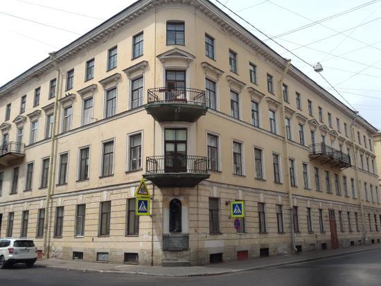 Raskolnikov House