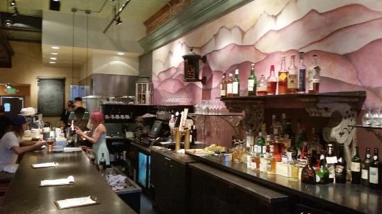 Riff's Urban Fare: Bar