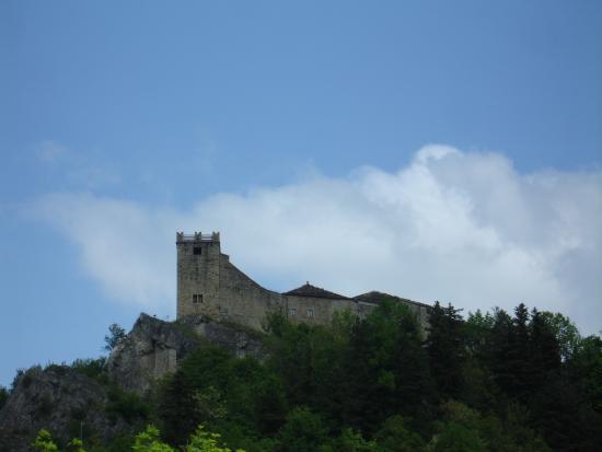 Sestola, Italy: il castello