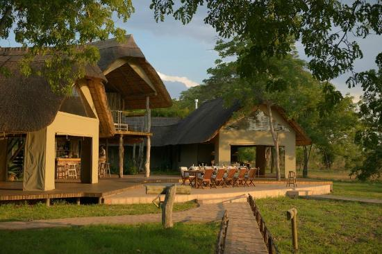 Elephant's Eye, Hwange: Main Lodge