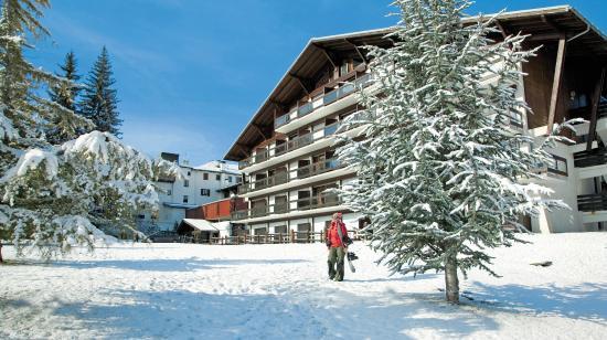 Apartamentos Maeva Mont Arbois