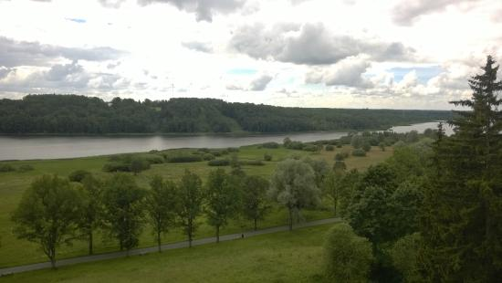 Lake Viljandi. Taken when I went there in July 2014