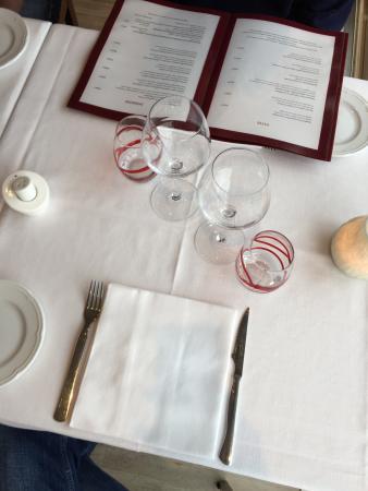 La Rose des Vents: Great Service, Great Food