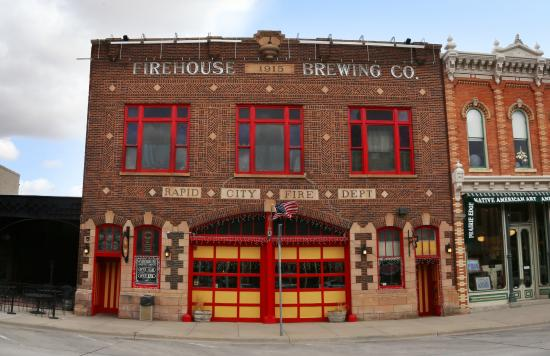 Firehouse Brewing Co.: Housed in the original Firehouse, built in 1915