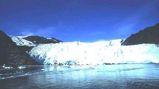 Columbia Glacier: il ghiacciaio