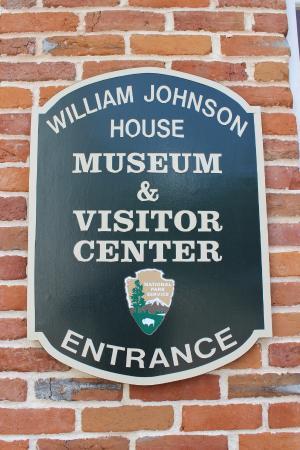 William Johnson House, Natchez National Historical Park, May 2015