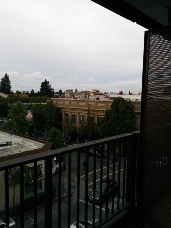 The Epiphany, a Joie de Vivre Hotel: Nice view