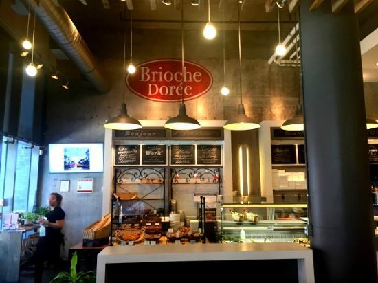 Photo of Bakery Brioche Doree at 648 King St W, Toronto M5V 1M7, Canada