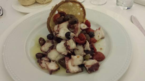 Il Ritrovo Dei Mille Fine Restaurant: Antipasti