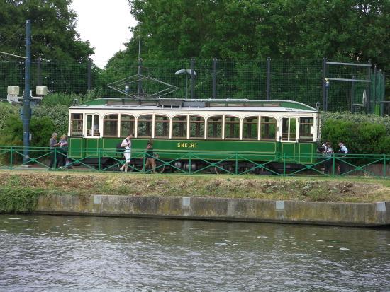 Wambrechies, França: tramwais