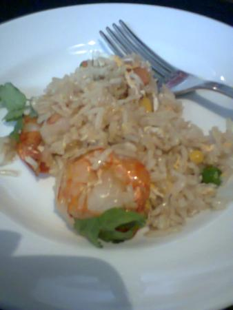 Krua : shrimps and rice