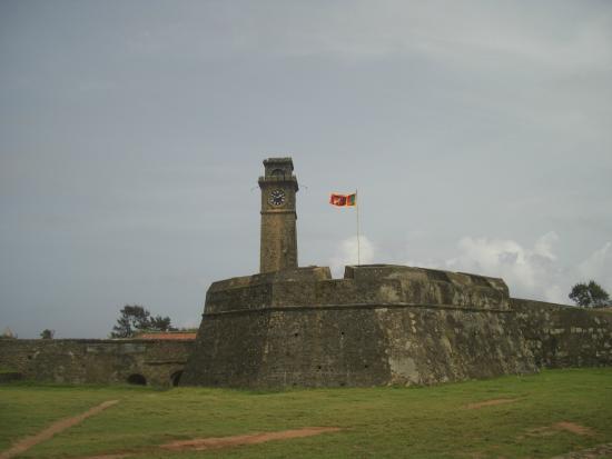 Bentota, Sri Lanka: Galle