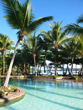Ravintsara Wellness Hotel: la piscine