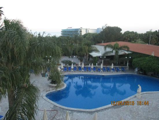 Sant Alphio Garden Hotel Spa Piscinas